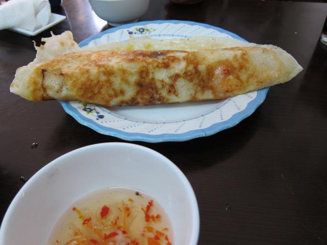ベトナム バインセオ